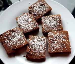 Sugar free Chocolate Brownies